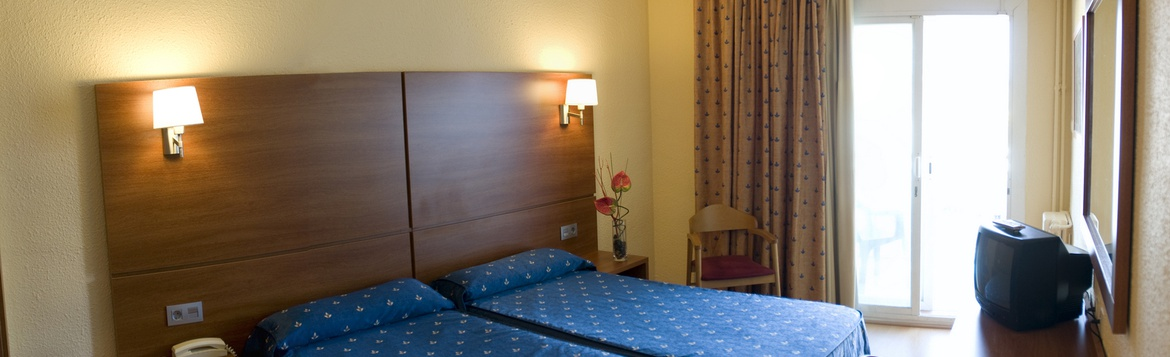 Double room Maria del Mar Hotel