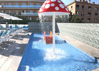 Kids swimming pool Maria del Mar Hotel